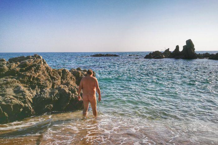 Playa nudista Sa Boadella – LLoret de Mar – Costa Brava